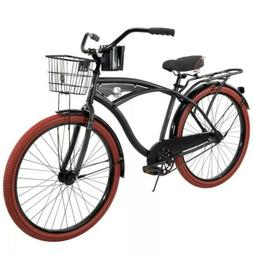 """🔥🔥HuffyNel Lusso 26"""" in Men's Cruiser Bike Bicycle I"""