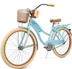 Huffy Nel Lusso 26 inch Cruiser Bike - Blue