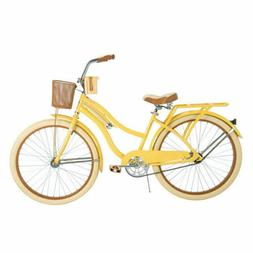 Huffy,Women's Cruiser Bike Nel Lusso with Steel Perfect Fit