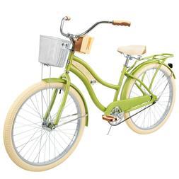 """Huffy Classic Cruiser Bike, Women's, Green, 26"""" Free local p"""