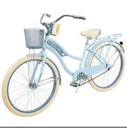 Huffy Nel Lusso Women's Cruiser Bike, Mint, 26 Inch