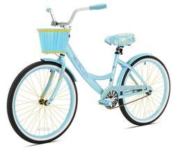 "NEW 24"" Kent La Jolla Cruiser Women's Bike Beach Cruiser Bic"