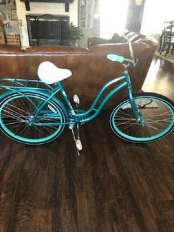 "NEW 26"" Schwinn Huntington Women's Cruiser Bike Steel Frame"