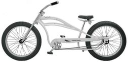 "26"" Lowrider Stretch Beach Cruiser Fat Tires Extend Bicycle"