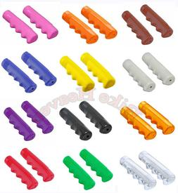 NEW Lowrider Bicycle Handlebar Grips BMX Chopper Fixie  Beac