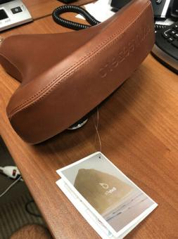 New Sixthreezero Bike Seat Cruiser Saddle Brown New With Tag