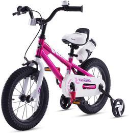 New Kids Bike Boys Girls Freestyle Bicycle 12 14 16 inch wit