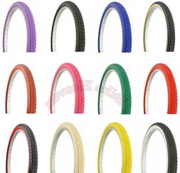 ORIGINAL DURO 26x 2.125 Bicycle Tire Beach Cruiser Bike Diam
