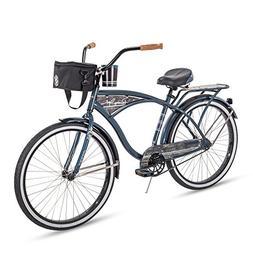 Huffy Panama Jack Beach Cruiser Bike 26 inch Single Speed, L