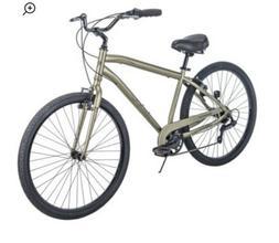 Huffy Parkside Men's 7 Speed Comfort Bike 27.5 Inch Free F