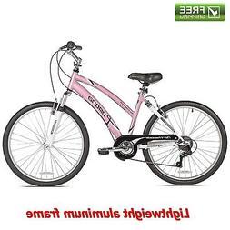 Northwoods Pomona Women's Cruiser Bike, 26-Inch, Pink