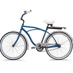 projekt men s beach cruiser bicycle oldschool