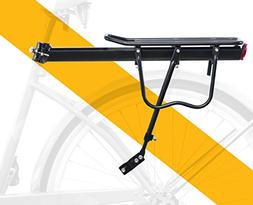 BoG Products Rear Bike Rack Heavy Duty Alloy Bicycle Carrier