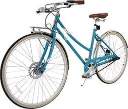 Columbia Bicycles Relay 700C Women's Vintage 3-Speed City Cr