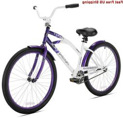 Kent Rockvale Women's Cruiser Bike, 26-Inch