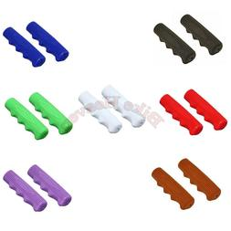 Kraton Rubber Bicycle Handlebar Grips  Beach Cruiser Lowride