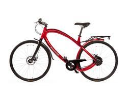 Ellsworth's The Ride Commute cruiser bike patented design US