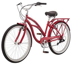 Schwinn S5477DAZ Sanctuary 7 Women's Cruiser Bicycle, 26-Inc