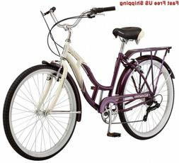 Schwinn Sanctuary Cruiser Bicycle, 26-Inch Wheels, 7-Speed