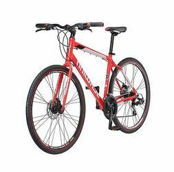 Schwinn Kempo Hybrid Bike, 700c wheels, 21 speeds, mens fram