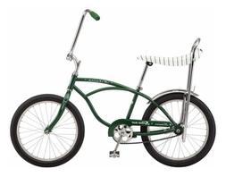 Schwinn Sting-Ray Bicycle, single speed, 20-Inch wheels, Gre