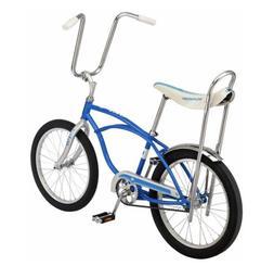 Schwinn Sting-Ray Bicycle, single speed, 20-Inch wheels, blu