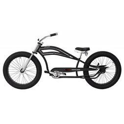 Seattle Stretch Beach Cruiser 26 x4.0 Fat Tire snow bike Mat
