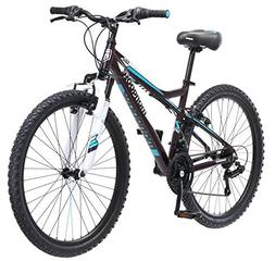 "Mongoose Women's Silva Mountain Bicycle 26"" Wheel, 16""/Small"