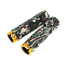 1Pair Soft Comfortable Sponge Camouflage 2Pcs Non-slip Lock