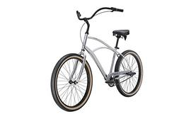 """Raleigh Bikes Men's Special 3 Cruiser Bike, 26""""/One Size, Si"""
