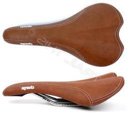 spoon bicycle saddle crmo rails