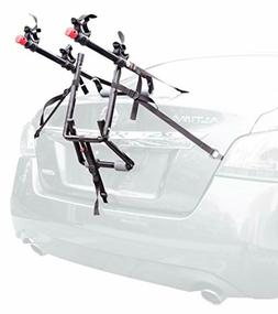 Allen Sports Deluxe Trunk Mounted 2 3 4 Bike Rack Sedan Hatc