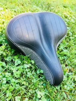 Raleigh Springer Cruiser Bicycle Seat - Bike Saddle - Hybrid