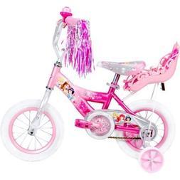 12 Huffy 52454 Steel Bicycle Frame Disney Princess Girls' Bi