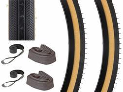 Kenda Street K35 Road Tire 27 x 1-1/4 Blk/Tan