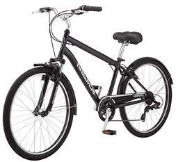 """Schwinn Suburban Men's Comfort Bike 26"""" Wheels, 18"""" Medium F"""