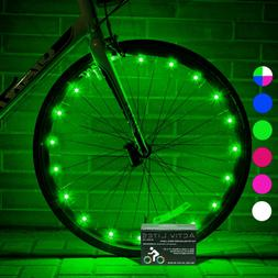 Super Cool LED Bicycle Wheel Lights - Best Birthday Presents