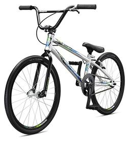 "Mongoose Title Expert 20"" Boy's Bicycle, Silver"