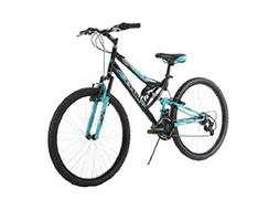 26 Inch Huffy Women's Trail Runner Mountain Bike Dual Suspen