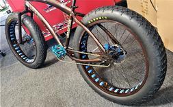 """TWO 26""""x4"""" Beach Bum Innova Tires Fat bike beach cruiser. Co"""
