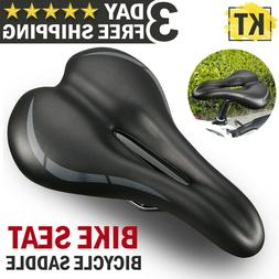 Universal Bike Seat Padded Bicycle Saddle Exercise Outdoor M