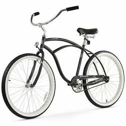 Firmstrong Urban Man Alloy Single Speed Beach Cruiser Bicycl
