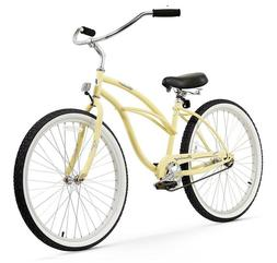 Firmstrong Urban Lady 24 Single Speed, Vanilla - Women's 24