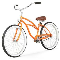 "Firmstrong Urban Lady Single Speed 26"" Beach Cruiser Bicycle"