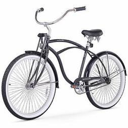 Firmstrong Urban Man LRD Single Speed Beach Cruiser Bicycle,