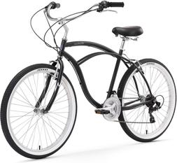 "Urban Man Beach Cruiser Bike Mens Bicycle 26"" 1 speed Firmst"