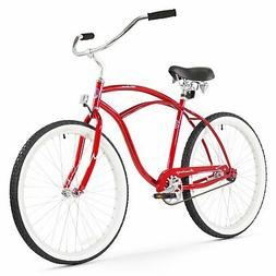 Firmstrong Urban Man Single Speed Beach Cruiser Bicycle 26 I
