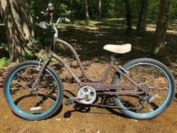 Used Electra Townie 7D 7 Speed Woman's Bicycle Beach Cruiser
