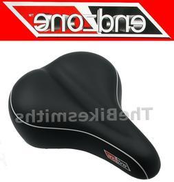 End Zone Vl-6104E City Vacuum-Gel Saddle Vinyl Uni