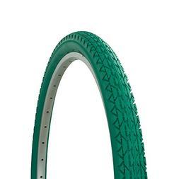Fenix Wanda Diamond Tread Bicycle Tire White Wall 26 x 2.125